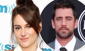 During an upcoming interview with jimmy fallon, woodley revealed that they've been engaged for a while now after meeting during the. Shailene Woodley Is In A Private And Low Key Romance With Football Star Aaron Rodgers Daily Mail Online