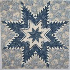 Star Pattern Quilt Beauteous Feathered Star Blocks