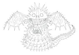 How To Train Your Dragon Coloring Pages How To Train Your Dragon