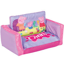 Peppa Pig Bedroom Furniture Peppa Pig Flip Out Sofa Toys R Us