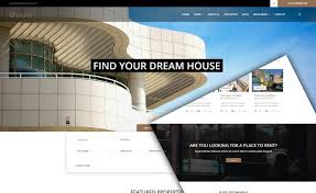 Real Estate Website Templates Cool Make An Immediate Action With This Free Real Estate Website Template
