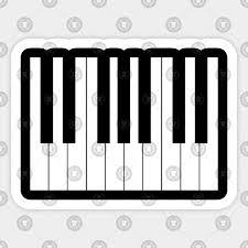 Piano Keys Chart Piano Keys