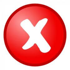 Resultado de imagen de icono de salir del registro