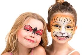 face painting parties kids remember