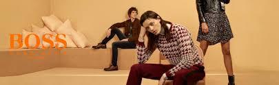 <b>BOSS</b> ORANGE — модный бренд одежды