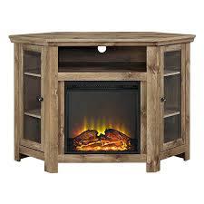 corner tv stand for 50 inch tv walker corner fireplace stand for in s brown white corner tv stand