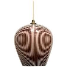 italian pendant lighting. Italian Venini Pendant Light By Massimo Vignelli For Sale Lighting