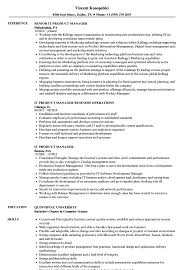 It Product Manager Resume Samples Velvet Jobs