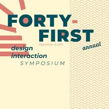 Auburn University School Of Industrial Graphic Design 41st Annual Design Interaction College Of Architecture