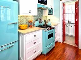 Blue Kitchen Designs Cool Phenomenalretrokitchenappliancesbluecolorideasrwhitekitchen