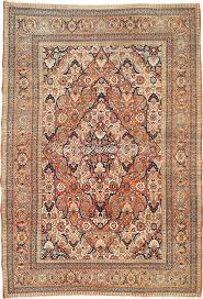 antique tabriz rug 10 8 x 16 3
