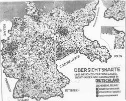 The wikimedia atlas of the world is an organized and commented collection of geographical, political and historical maps available at wikimedia commons. Ubersichtskarte Von Kz Zuchthausern Und Gefangnissen Spurensuche Bremen