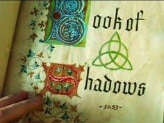 charmed book of shadows replica full flip through you