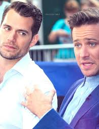 Armand douglas armie hammer (born august 28, 1986) is an american actor. We Are Young Henry Cavill Armie Hammer The Man
