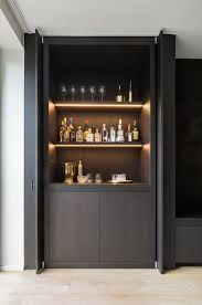 these home cocktail bar ideas are