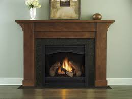 interior awesome fireplace mantel kits decor with wooden