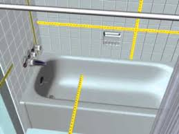 liquid tub liners most advanced and convinient way for bathtub restoration