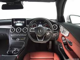 Youtube's collection of automotive variety! 2017 Mercedes Benz C Class Coupe Uk Spec Interior Cockpit Hd Wallpaper 156