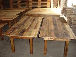 Butcher Block Farm Dining Table Kitchen Tables With Chairs Aberdeen Wood Rectangular Dining Table