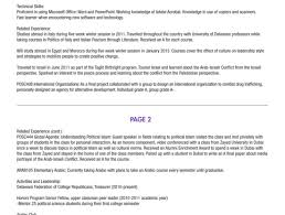 Stay At Home Mom Resume Examples 11 Sample Of A Combination Resume