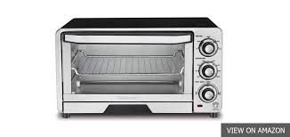 cuisinart tob 40 best toaster ovens under 100