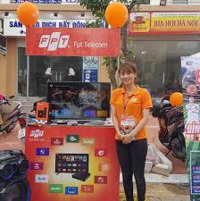 Lắp Đặt Wifi Cáp Quang - Truyền Hình FPT PLAY BOX + Camera FPT - Home