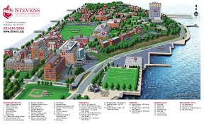 stevens campus map by stevens institute of technology  issuu