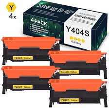 The software is restricted, making it. Amazon Com 4 Pack Yellow 404s Y404s Clt Y404s C43x C48x Series Toner Cartridge Replacement For Samsung Xpress C430w C430 C480fw C480fn C480 Printer Toner By Vaserink Office Products