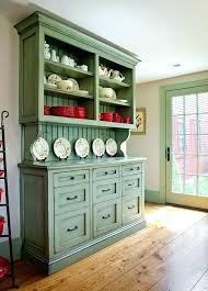kitchen hutch built in accent painted country kitchen built in hutch home kitchen design ideas accent painted country kitchen built in hutch built in