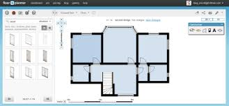 free floor plan floorplanner review first floor floor plan