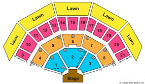 Marcus Amphitheater Tickets And Marcus Amphitheater Seating