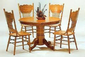 French Country Table And Chairs Lovely Tall Round Kitchen