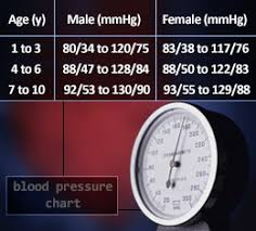 Female Normal Blood Pressure Chart Blood Pressure Chart By Age