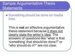 examples of an argumentative thesis statement technology a boon examples of an argumentative thesis statement