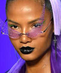 credit dia dippil getty images club kid color this look is what you get when 80s club kid meets sleeping beauty s maleficent