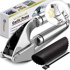 Orblue Pro Presser Stainless Steel Kitchen Garlic ... - Amazon.com