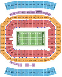 Camping World Stadium Interactive Seating Chart Citrus Bowl 2020 Tickets Live In Orlando