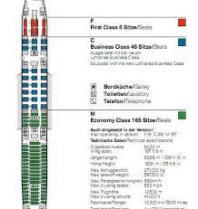 Lh Info Lufthansa Airbus A340 300 Seating Plans Lh 343