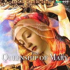 Image result for Queenship of Mary