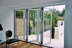 exterior accordion doors. All Glass Patio Doors Exterior Accordion S