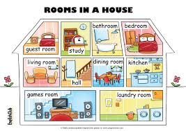 Rooms House Poster
