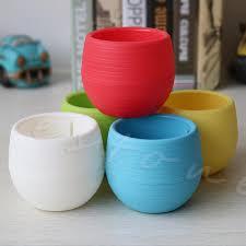 modern plastic planters reviews  online shopping modern plastic