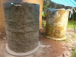 a ferro cement tank is in my experience an interesting option when you need drinking quality water but you are on a budget and have a bit of time for a