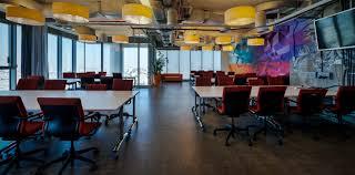 google campus tel aviv. Google Campus Tel Aviv Offices O