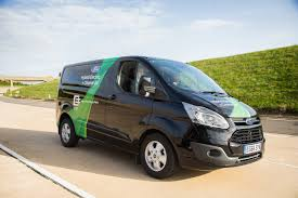 Ford Transit Engine Light On Fords Plug In Hybrid Transit Van Makes Its Dynamic Debut