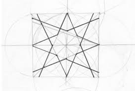 How To Draw Patterns Fascinating How To Draw Islamic Geometric Patterns Boing Boing
