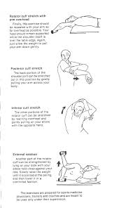 shoulder and arm exercises for baseball players
