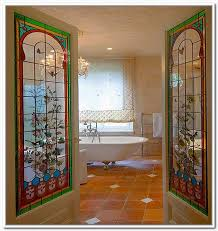 unique interior french doors awesome stained glass interior doors awesome stained glass kitchen cabinet