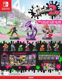 Splatoon 2 - Nintendo Switch : Target