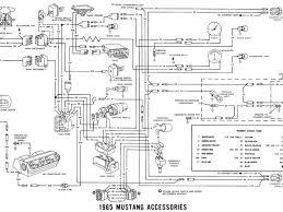 1965 mustang wiring diagrams hipertemizlik com 1965 mustang wiring diagrams